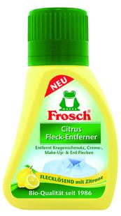 Frosch EKO Odstraňovač skvrn s aplikátorem citron 75ml