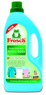 Frosch EKO prací gel s aktivní sodou 1,5l 22PD
