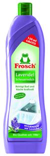 Frosch EKO Tekutý písek levandule 650 ml - přeplňovaná varianta