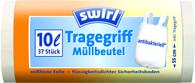 Swirl Sáčky na odpad 10L - antibakteriální/37ks