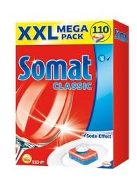 Somat Classic tablety do myčky 110ks