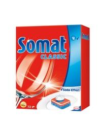 Somat Classic tablety do myčky 72ks