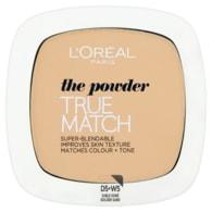 L'Oréal Paris True Match Kompaktní pudr Golden Sand W5 9g