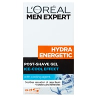 L'Oréal Paris Men Expert Hydra Energetic regenerační gel po holení 100ml