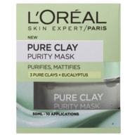 L'Oréal Paris Skin Expert Pure Clay čisticí maska 50ml
