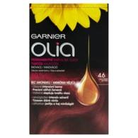 Garnier Olia Permanentní barva na vlasy tmavě červená 4.6
