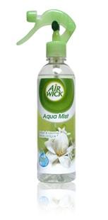 AIRWICK Aqua Mist Bílé květy frézie 345 ml