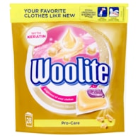 Woolite Pro-Care gelové kapsle 28ks