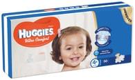 Huggies Ultra Comfort 4+ (10-16kg) 50ks jednorázové pleny