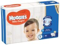 Huggies Ultra Comfort 5 (12-22kg) 50ks jednorázové pleny