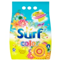 Surf Color Fruity prášek na praní 60 praní