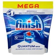 Finish Powerball Quantum Max tablety do myčky 72 ks 1116g