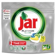 Jar kapsle na mytí nádobí Platinum Yellow 10ks